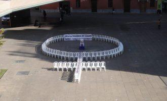 Vila-real fa una crida a eradicar la violència masclista aquest 25N