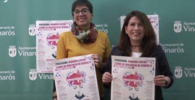 Vinaròs se implica contra la violencia de género