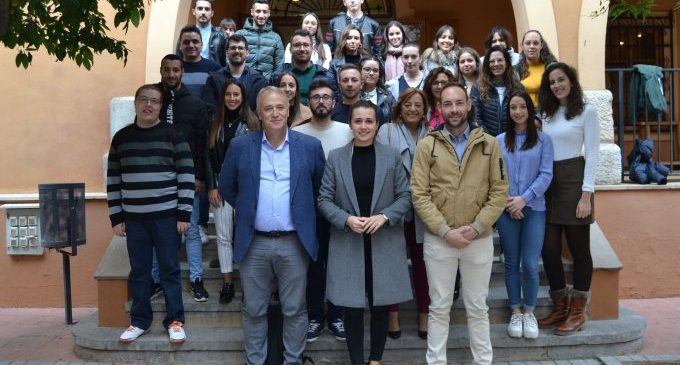 La Vall d'Uixó contracta a 27 joves a través del programa Avalem Joves