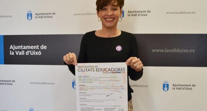La Vall d'Uixó presenta la programació per al Dia Internacional de Ciutats Educadores
