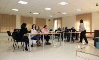 Onda organiza cursos de formación para personas desempleadas en el antiguo Colegio Monteblanco