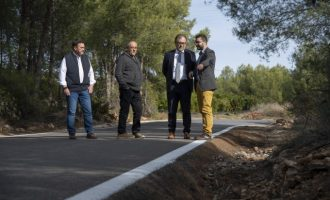 La Diputació millorarà la seguretat de la carretera que uneix l'Alcora i Araia