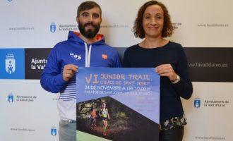 El 24 de novembre se celebra la VI Júnior Trail a la Vall d'Uixó
