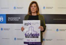 La Vall d'Uixó presenta la programació d'igualtat per a novembre