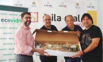 Vila-real recicla 9.368 envasos de vidre amb la campanya #LaPeñaRecicla d'Ecovidrio
