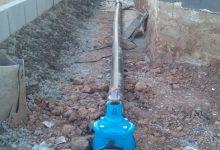 Nules renova la xarxa de distribució d'aigua potable al carrer Camí Nou
