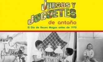 """Nules recopila records d'infàcia en l'exposició """"Jocs i Joguets d'Antany"""""""