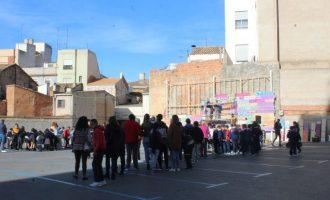 """""""Festa pels Bons Tractes"""" a Borriana en commemoració del 25N"""