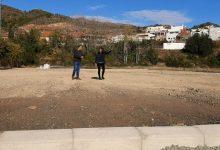 La Vall d'Uixó comença les obres del Skate Park al costat de la Pista d'Atletisme