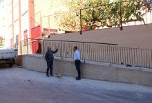 """Falomir posa en valor les """"importants millores"""" en accessibilitat escomeses a l'Alcora"""