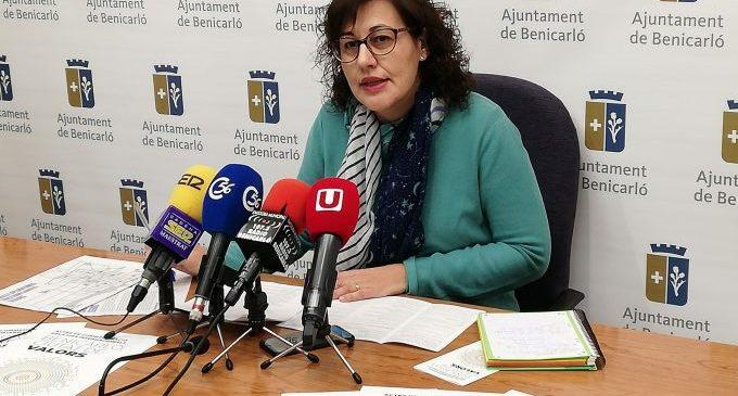 'Benicarló, Ciutat de Valors' reivindica els drets de les persones i la integració social