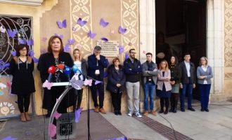 Benicarló manifesta el seu rebuig a la violència masclista