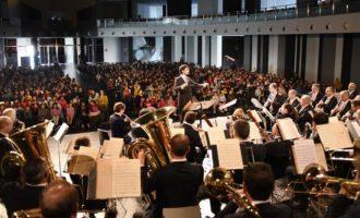 La Banda Municipal de Castelló se suma als actes del Dia de les Dones amb un concert a l'Auditori