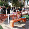 Recreacas transforma les deixalles en art al CEIP Lluís Revest