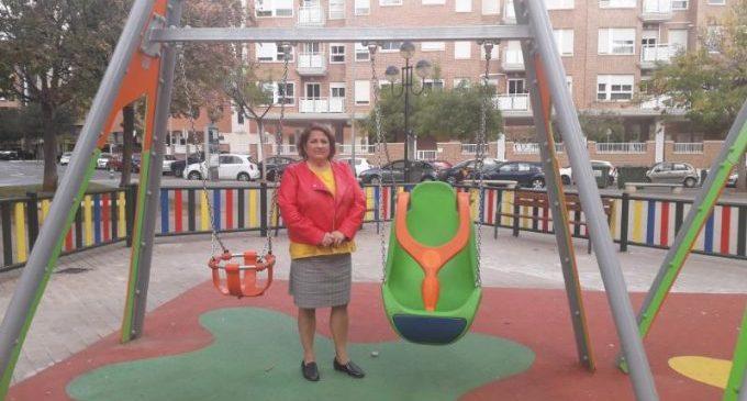 Castelló té ja parcs infantils adaptats en tots els districtes de la ciutat
