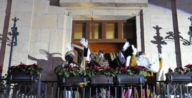 Todo preparado para la llegada de los Reyes Magos a Castelló