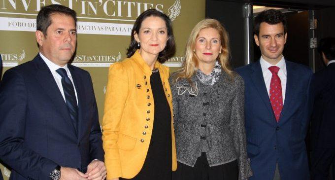 Castelló potència els seus atractius per a captar inversions en el fòrum nacional 'Invest in Cities'