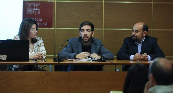 Castelló apostarà pel drenatge sostenible per transformar la ciutat en verd