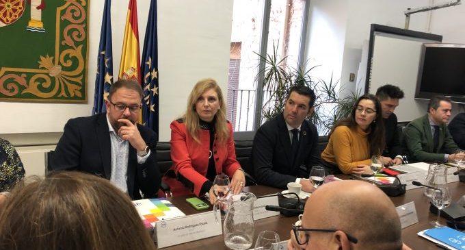Castelló s'ofereix per a assessorar municipis en la gestió de fons EDUSI