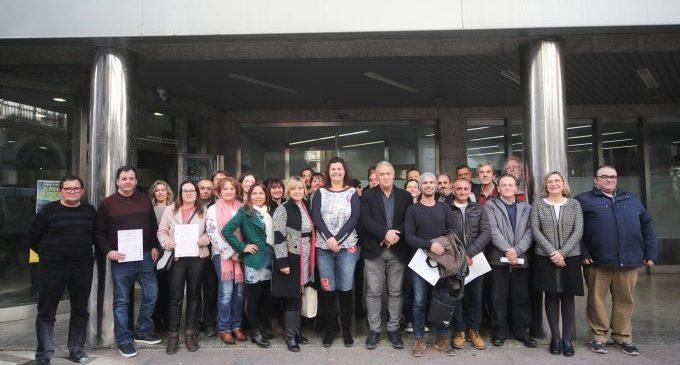 Castelló clausura el taller d'ocupació amb la participació de 30 persones