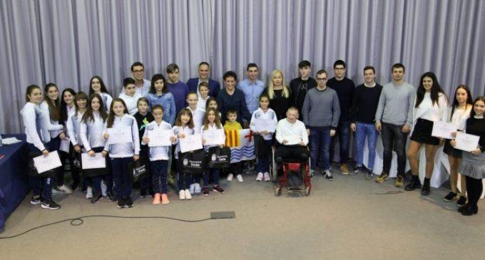 Onda beca a 33 joves esportistes per ajudar-los a desenvolupar la seua carrera