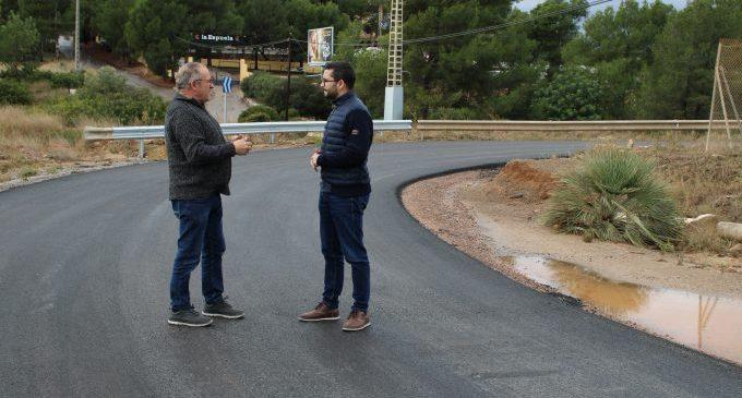 L'Alcora emprén un nou projecte per a la millora de camins