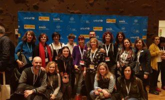 La Vall d'Uixó participa en el V Congrés de Ciutats Amigues de la Infància