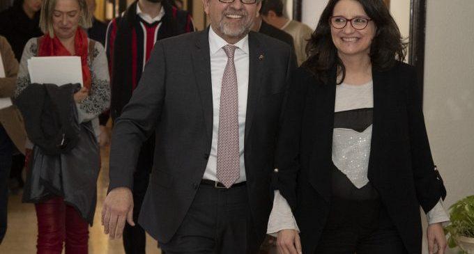La Diputació i la Generalitat aniran de la mà per a finançar infraestructures socials