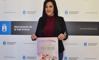 L'Ajuntament de la Vall d'Uixó presenta el projecte 'Nadals als barris'