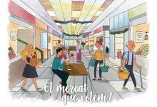 Vila-real rellança el Mercat Central com Gastromercat amb diferents activitats