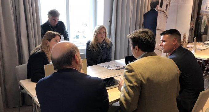 Intermodal i projectes d'eficiència energètica atrauen l'interés d'inversors a Castelló