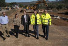 La Diputació inverteix en la millora de la xarxa de carreteres de l'Alt Palància