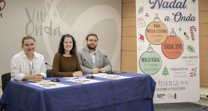 Onda presenta un ambiciós programa nadalenc amb musicals, mercat i tallers