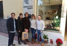 Benicàssim inicia la Ruta de los escaparates por 23 comercios