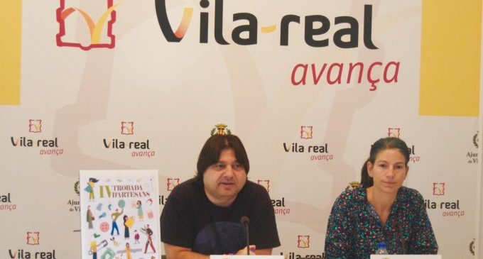 Vila-real es compromet amb el consum de proximitat amb la IV Trobada d'Artesans