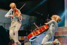 Violoncheli Brothers arriben el dilluns 23 al Teatre de Benicàssim amb 'Desconchertantes'