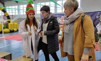 Unes vacances més actives gràcies al Parc i l'Escola de Nadal de Vinaròs
