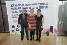 Política Social de Vinaròs participa en les Jornades de Coordinació d'Atenció Primària