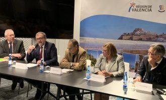 José Martí destaca los lazos mediterráneos de Castellón y Marsella y defiende la dualidad costa-interior