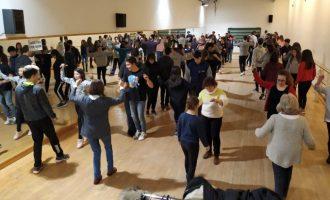 Borriana aposta pels balls tradicionals al Centre Municipal de Cultura
