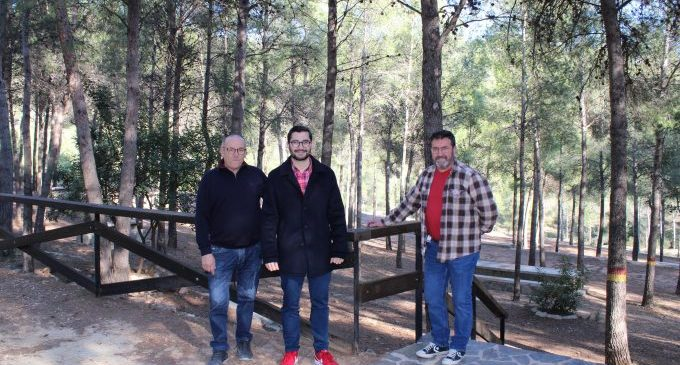 L'Alcora recuperarà la zona d'acampada en el paratge de Sant Vicent