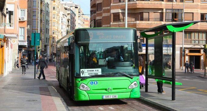 Castelló sotmetrà a consulta pública el nou reglament de transport públic amb autobús