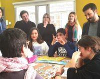 """Marzà: """"El CEE Castell Vell de Castelló és un referent en inclusió educativa per a la millora de la vida de l'alumnat"""""""