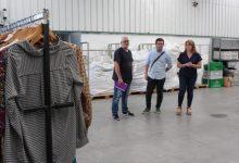 Castelló recupera 390 tones de roba usada de mig centenar de contenidors