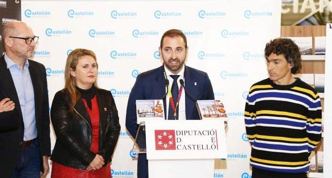 Castelló presenta a Fitur la nova imatge que marca les set línies estratègiques en turisme