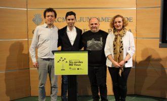 El guitarrista Pedro Navarro acostarà la seua música a més de 700 estudiants de Castelló