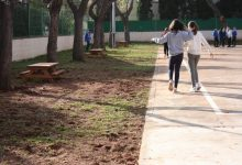 El CEIP Sanchis Yago estrena pati accessible i inclusiu