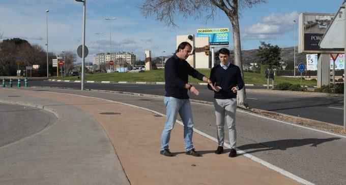 Castelló millorarà la seguretat viària en els voltants de l'Escola Oficial d'Idiomes