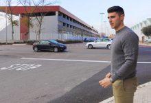 Castelló millora la seguretat viària amb una rotonda entre Enrique Gimeno i Ribesalbes