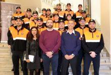 Castelló nomena a les primeres 21 persones voluntàries de l'Agrupació de Protecció Civil